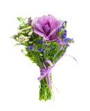 A spring decorative cabba Royalty Free Stock Photos
