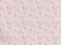 Spring delicate floral template in fashionable pink tones royalty free stock images