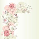 Spring design Stock Image