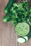 Spring detox diet Stock Image