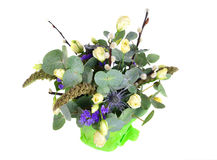 Spring Easter bouquet Stock Image