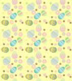 Spring easter egg ornament Royalty Free Stock Images