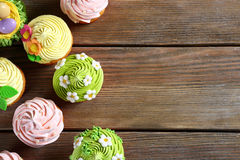 Spring Easter pastry Royalty Free Stock Photography