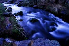 Spring evening runoff Stock Photography