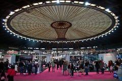 Spring Fair 2010 in Genoa Stock Photos
