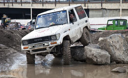 Spring Fair 2010 Off Road Extreme Royalty Free Stock Photos