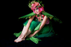 Spring Fairy Royalty Free Stock Photo
