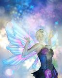 Spring Fairy Royalty Free Stock Image