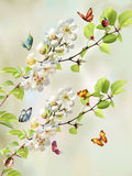 Spring of fantasy Royalty Free Stock Photography