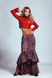Spring fashion woman Stock Photo