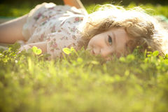 Spring feeling Royalty Free Stock Photography