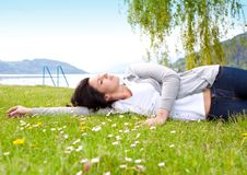 Spring feelings 3 Royalty Free Stock Photo
