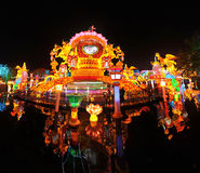 Spring Festival in. Zigong Lantern Festival is a kind of traditional folk culture of Han nationality. Zigong is located in Sichuan Province. It is formed in royalty free stock photo