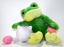 Spring Friends Royalty Free Stock Image