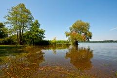 Spring Flooding Stock Image