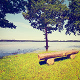 Spring Flooding Royalty Free Stock Images