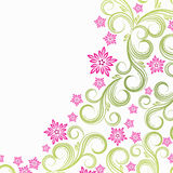 Spring floral background.. Vector illustration for your design Royalty Free Stock Images
