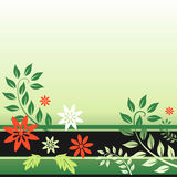 Spring floral background Royalty Free Stock Photography
