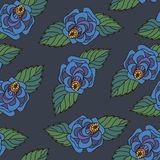 Spring  floral background Stock Image