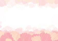 Spring floral background Royalty Free Stock Photos