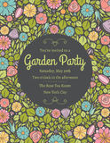 Spring Floral Invitation Four. Spring Floral Invitation. Easy to edit Stock Photo