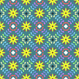 Spring floral pattern Royalty Free Stock Images