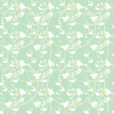 Spring  floral Seamless Pattern Royalty Free Stock Photos