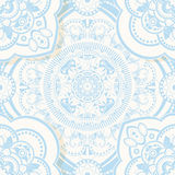 Spring floral seamless pattern. Provence style. Flowers wallpaper Royalty Free Stock Image