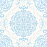 Spring floral seamless pattern. Provence style. Flowers wallpaper Royalty Free Stock Images
