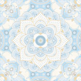 Spring floral seamless pattern. Provence style. Flowers wallpaper Stock Image