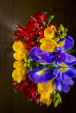 Spring flower bouquet Royalty Free Stock Image