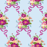 Spring Flowers Background Royalty Free Stock Image
