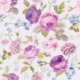 Spring Flowers Background stock illustration