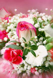 Romantic floral bouquet Royalty Free Stock Photos