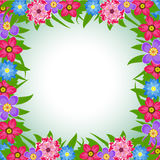 Spring Flowers Vector illustration Stock Photo