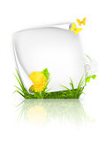 Spring frame Stock Photos