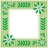 Spring frame op stock illustratie