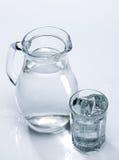 Spring fresh water Stock Image