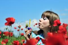 Spring fun Stock Images