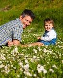 Spring fun Royalty Free Stock Image