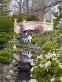 Spring Garden Stock Image