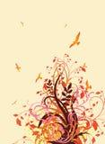 Spring Garden vector illustration