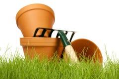 Spring gardening Stock Images