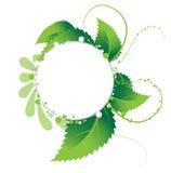 Spring garland Royalty Free Stock Image