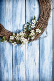 Spring Garland Royalty Free Stock Photography