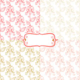 Spring gentle pattern Royalty Free Stock Photography