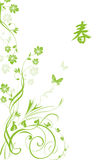Spring Green Background Royalty Free Stock Image
