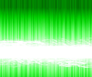 Spring green colored background Stock Images