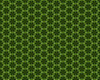 Spring 2017 Greenery abstract background pattern. With geometric pattern on black background Stock Photos