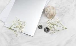 Spring greeting card Royalty Free Stock Image